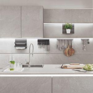 Nobilia-Küche steinfarben